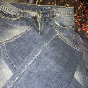 Gap Premium Boot Men's Jeans 33/34 EUC